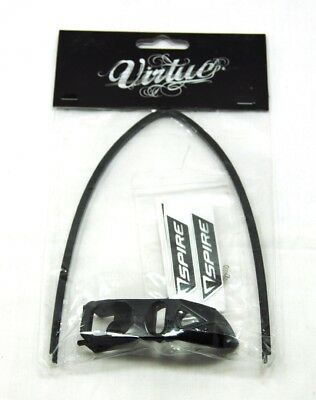 Virtue Paintball Spire Loader Colour Kit - Black. Free Delivery