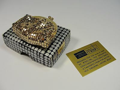 Vintage House Of Mesh Coin Purse Made By Sterling