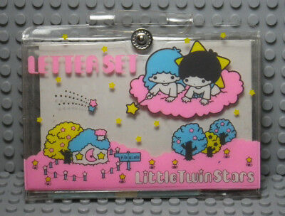 Letter Set - Little Twin Stars - Sanrio Vintage