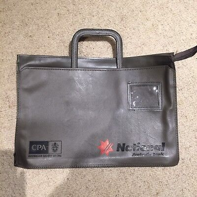 NAB Bank Satchel Bag
