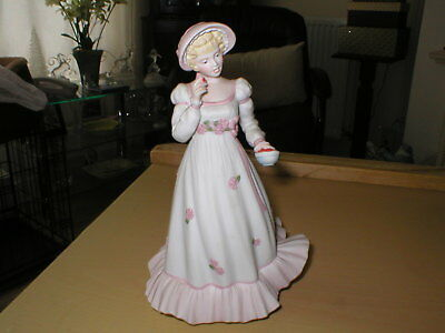 Stylish Wedgwood Figure Cherry Wedge Wood Figurine Matt Finish