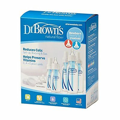 Dr. Brown's Original Bottle Newborn Feeding Set