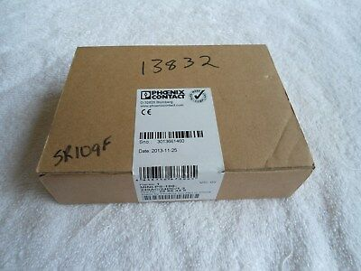 FS Phoenix Contact Power Supply   MINI-PS-100-240AC/24DC/1.3      SEALED
