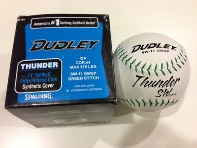Dudley Thunder 11(pack of 6). Dudley-Spalding. Best Price