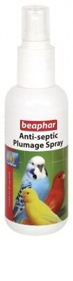 Beaphar Bird Anti septic Plumage Spray all cage birds