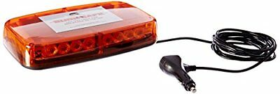 Wolo 3720M-A SURE SAFE GEN3 AMBER LENS - 10-1/2 Inch Length x 6 Inch Width x 2-1