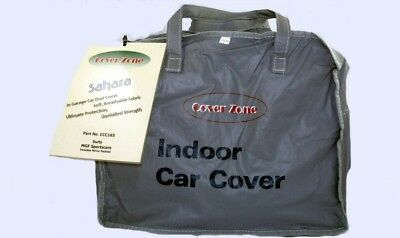 Genuine Cover-Zone Sahara Car Cover Mg Mgf, Mgtf Sports (1995-2005)