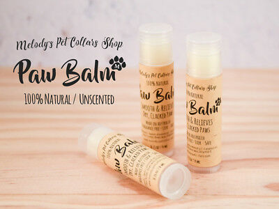 100% natural Paw Balm / for cat & dog / Lick-free /Butter/cream/Melodys pet coll