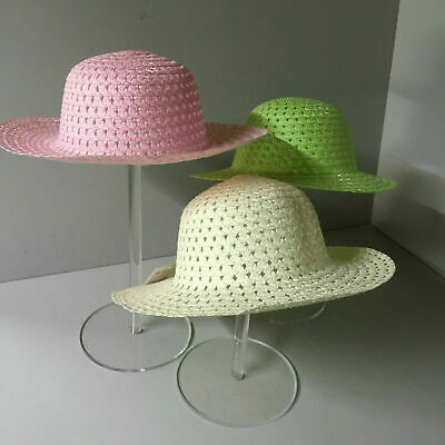 Hat stand acrylic Display 3 sizes to choose from