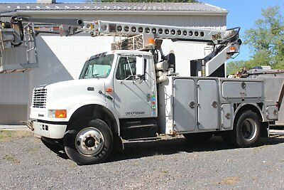 2001 Telsta - Utility line truck - Cable placer - Bucket truck - T40