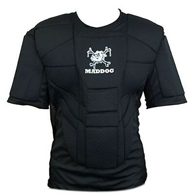 Maddog Sports Pro Padded Chest Protector - Small / Medium. Free Delivery