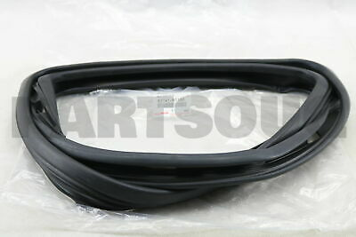 6274160100 Genuine Toyota WEATHERSTRIP, QUARTER WINDOW, RH 62741-60100
