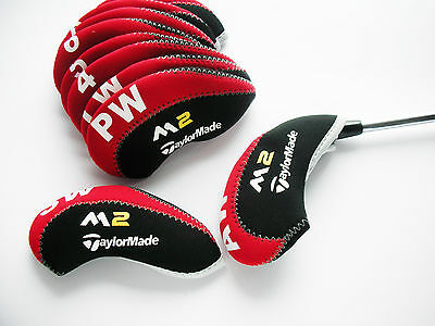 Brand New & Boxed Taylormade M2 Iron Covers Golf Club Head Covers