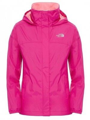 (XL (18 Big Kids), Luminous Pink) - The North Face Resolve Reflective Jacket