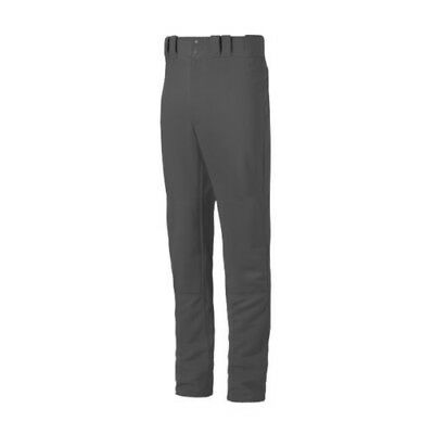 (X-Large, Dark Charcoal) - Mizuno Premier Pro Pants. Free Delivery