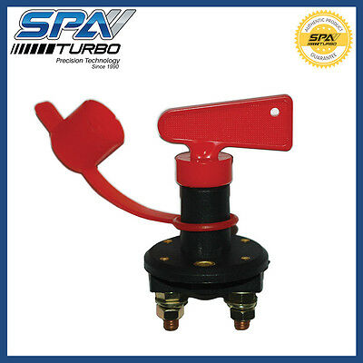 Racing Master Battery Quick Disconnect Cut/Shut Off Safety Kill Switch ACRRT02
