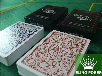 TWO PACK - 100% Plastic Copag Playing Cards - Poker Size - US SELLER - FREE SHIP