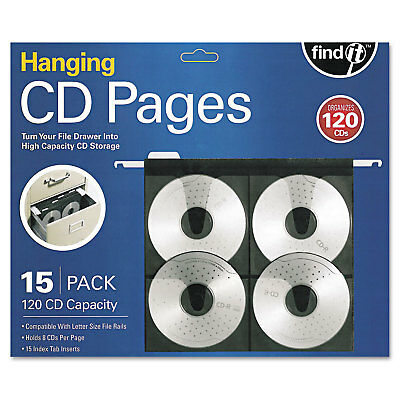 Find It Hanging CD Pages 15/Pack FT07069