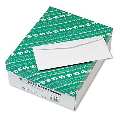 Quality Park Business Envelope Traditional #10 4 1/8 x 9 1/2 White 500/Box 11112