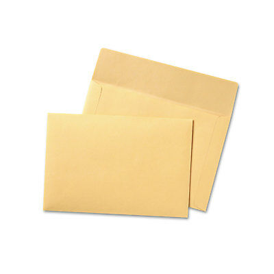 Quality Park Filing Envelopes 9 1/2 x 11 3/4 3 Point Tag Cameo Buff 100/Box