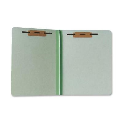 Nib - Nish Heavy Duty Folder Straight Cut Letter Light Green 100/box 9268981