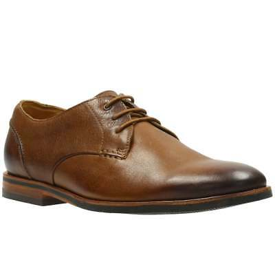 Clarks Broyd Walk Mens Wide Formal Lace Up Shoes