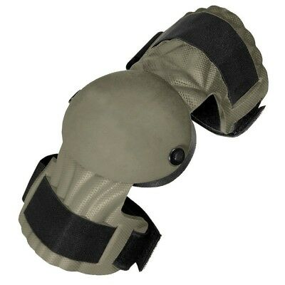 (Foliage) - KneePro Armour-Pro Tactical Safety Paintball Airsoft Elbow Pad