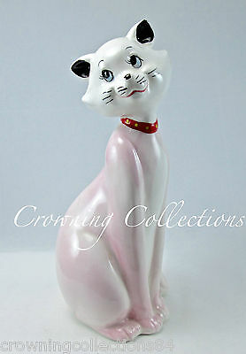 Enesco Duchess Ceramic Figurine Walt Disney Productions The Aristocats Vintage