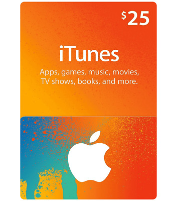Canadian ITUNES GIFT CARD $25 - APPLE ITUNES CANADA CERTIFICATE Brawl stars