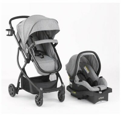 Stroller Omni Plus Special Edition Infant Baby Car Seat Travel System Urbini