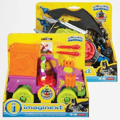 NEW Imaginext Super Friends Vehicle Assorted