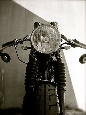 Vintage and Custom Motorcycle / Lifestyle Clothing Brand and E Commerce Business