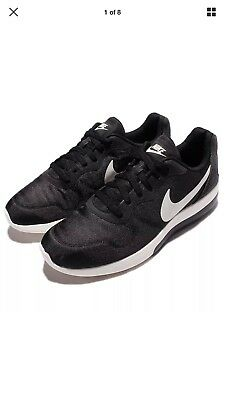 a1173146449 NIKE MD RUNNER 2 Low 844857-010 Black Sail Anthracite Mens US size ...