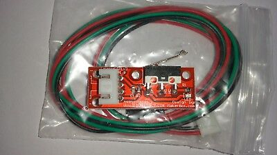 Endstop mechanical For 3d Printer / cnc reprap wiring for ramps 1.4 limit switch