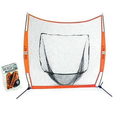 Bownet 1.8m x 1.8m Original Big Mouth Junior Training Sock Net. Delivery is Free