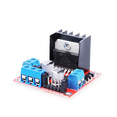L298N Double H Bridge DC Stepper Motor Drive Plate Module for Arduino