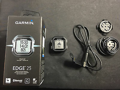 Garmin Edge 25 Compact Bike Cycling Computer GPS A3839