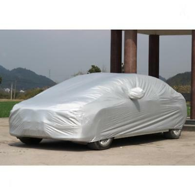 Car Cover Outdoor Indoor Protect Water Sun Dust Proof Universal Size S