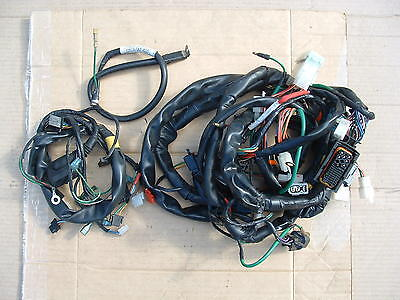 Daelim S1 125 2014 Mod Main Electrical Harness Good Cond