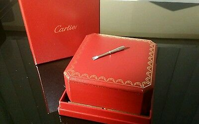 Cartier Screwdriver For Cartier Love Bracelet in White Gold And Box - NEW