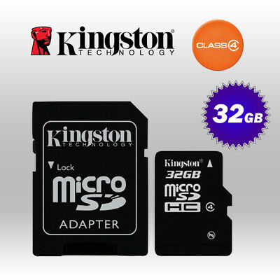 Kingston 32GB Micro SD Storage Back Up