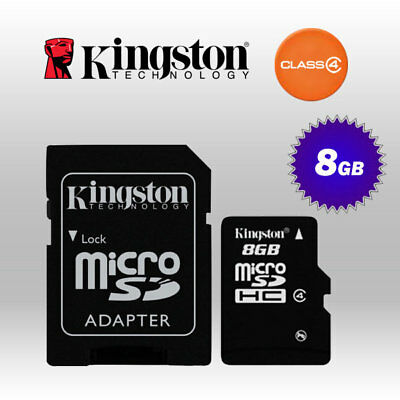 Kingston 8GB Storage Back Up