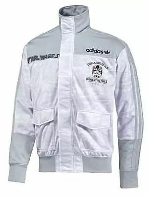 Adidas Star Wars Hoth Blizzard Stormtrooper Track Top Jacket M L Xl