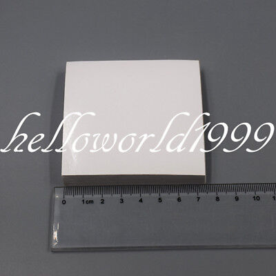 3 Size Opt Dental Mixing Impression 50 Sheet 2 Side Poly Coated Paper Disposable