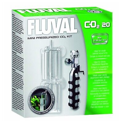 Fluval Mini Pressurized CO2 Aquarium Kit Planted Tanks