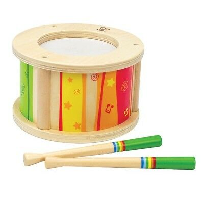 Hape Early Melodies Wooden Drum Toy FREE Post From NSW Baby Toys NEW