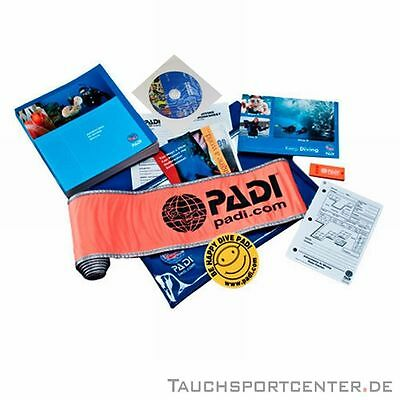 PADI Advanced Open Water Diver (AOWD) Crewpack Deutsch