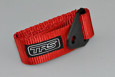TRS Tow Strap Loop RED (MSA Compliant) -  SPOOX MOTORSPORT