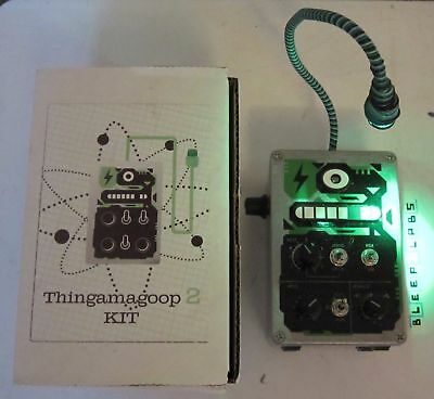Bleep Labs Thingamagoop 2 Mini Opto Synthesizer Experimental Theremin Synth
