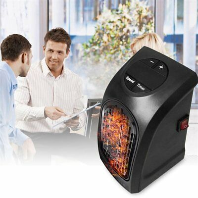 240V 350W Wall-Outlet Handy Heater 240V 50Hz Heater Electric Air Radiator Warmer